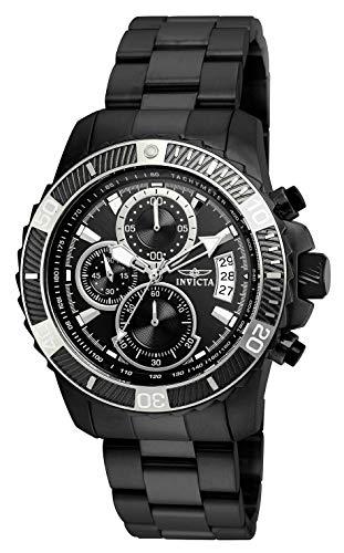 インヴィクタ インビクタ プロダイバー 腕時計 メンズ 22417 Invicta Men's Pro Diver Quartz Watch with Stainless-Steel Strap, Black, 22 (Model: 22417)インヴィクタ インビクタ プロダイバー 腕時計 メンズ 22417