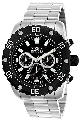 インヴィクタ インビクタ プロダイバー 腕時計 メンズ 22516 【送料無料】Invicta Men's 'Pro Diver' Quartz Stainless Steel Casual Watch, Color:Silver-Toned (Model: 22516)インヴィクタ インビクタ プロダイバー 腕時計 メンズ 22516