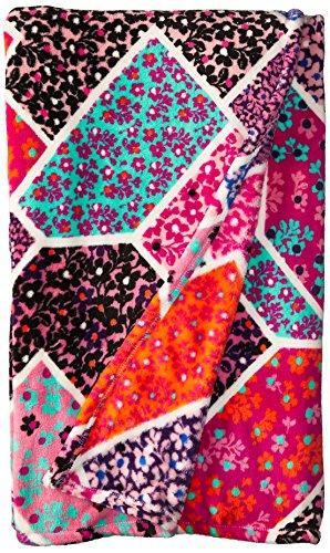 ヴェラブラッドリー ベラブラッドリー アメリカ フロリダ州マイアミ 日本未発売 12408 Vera Bradley Throw Blanket, Modern Medleyヴェラブラッドリー ベラブラッドリー アメリカ フロリダ州マイアミ 日本未発売 12408