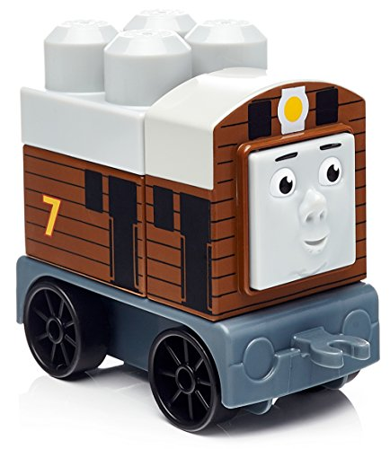 メガブロック きかんしゃトーマス トーマス&フレンズ 組み立て 知育玩具 FFD60 Mega Bloks Thomas & Friends Toby Building Kitメガブロック きかんしゃトーマス トーマス&フレンズ 組み立て 知育玩具 FFD60