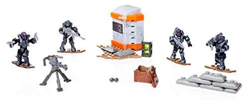 メガブロック メガコンストラックス ヘイロー 組み立て 知育玩具 DXF03 【送料無料】Mega Construx Halo Spartans of Fireteam Shadow Building Setメガブロック メガコンストラックス ヘイロー 組み立て 知育玩具 DXF03