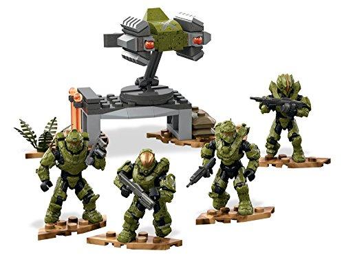 メガブロック メガコンストラックス ヘイロー 組み立て 知育玩具 FDY45 【送料無料】Mega Construx Halo Dagger Fireteam Building Setメガブロック メガコンストラックス ヘイロー 組み立て 知育玩具 FDY45