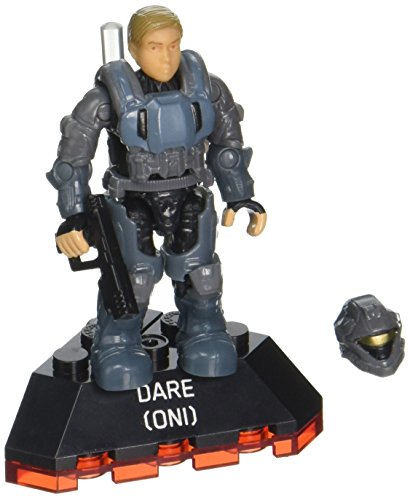 メガブロック メガコンストラックス ヘイロー 組み立て 知育玩具 FFM74 【送料無料】Mega Construx Halo Heroes Series 4 Dare Figureメガブロック メガコンストラックス ヘイロー 組み立て 知育玩具 FFM74