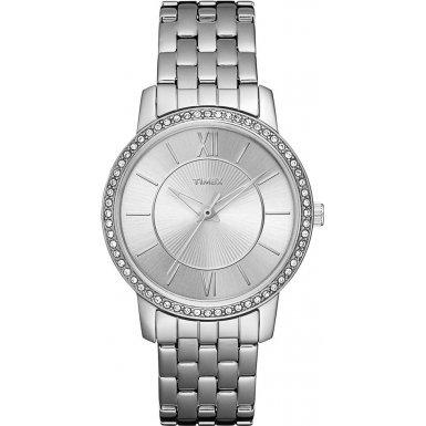タイメックス 腕時計 レディース T2N371 Timex T2N371 Ladies Classics Metal Bracelet Watchタイメックス 腕時計 レディース T2N371