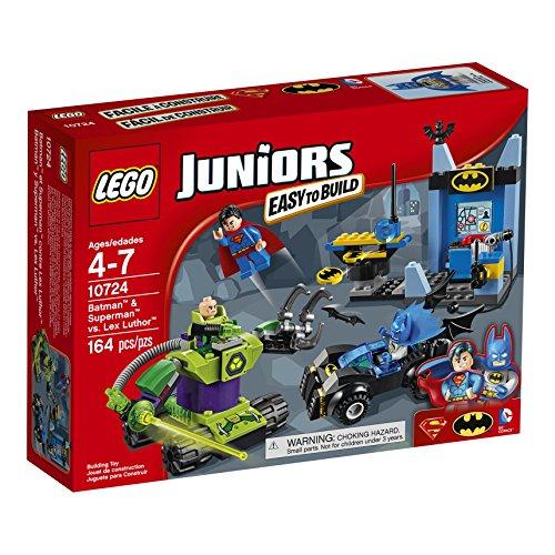レゴ スーパーヒーローズ マーベル DCコミックス スーパーヒーローガールズ 10724 LEGO Juniors Batman & Superman vs. Lex Luthor 10724レゴ スーパーヒーローズ マーベル DCコミックス スーパーヒーローガールズ 10724