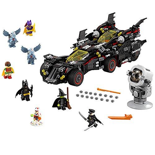 レゴ スーパーヒーローズ マーベル DCコミックス スーパーヒーローガールズ 6175849 LEGO Batman Movie The Ultimate Batmobile 70917 Building Kitレゴ スーパーヒーローズ マーベル DCコミックス スーパーヒーローガールズ 6175849