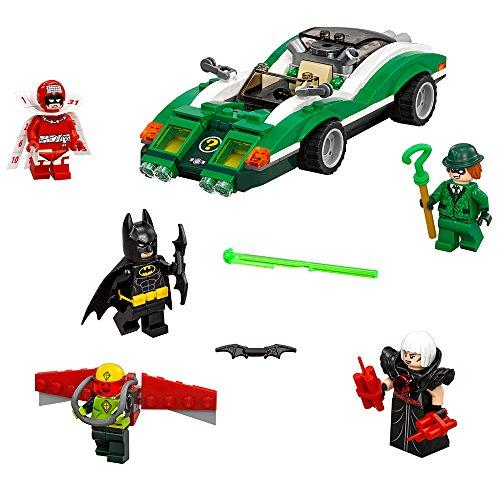 レゴ スーパーヒーローズ マーベル DCコミックス スーパーヒーローガールズ 6175855 LEGO Batman Movie The Riddler Riddle Racer 70903レゴ スーパーヒーローズ マーベル DCコミックス スーパーヒーローガールズ 6175855