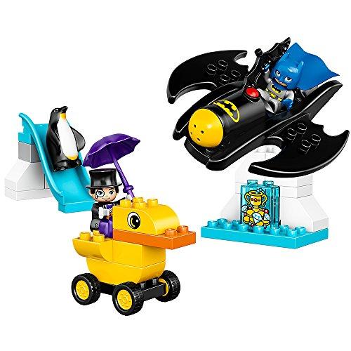 レゴ スーパーヒーローズ マーベル DCコミックス スーパーヒーローガールズ 6137807 LEGO DUPLO DC Comics Super Heroes Batman Batwing Adventure 10823, Preschool, Pre-Kindergarteレゴ スーパーヒーローズ マーベル DCコミックス スーパーヒーローガールズ 6137807