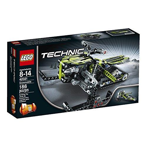 無料ラッピングでプレゼントや贈り物にも 逆輸入並行輸入送料込 数量は多 レゴ テクニックシリーズ 6061166 送料無料 Snowmobile 42021 LEGO Model Kitレゴ Technic 送料無料お手入れ要らず