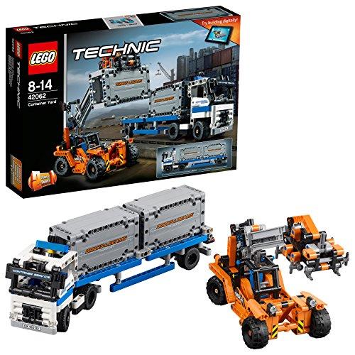 レゴ テクニックシリーズ 42062 LEGO Technique Container Truck and Loader 42062レゴ テクニックシリーズ 42062