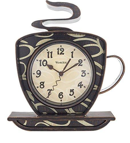 壁掛け時計 インテリア インテリア 海外モデル アメリカ 9.5-Inches Stylish Black Color And Features A Glass Lens Minute Hand Battery Decorative Wall Clock壁掛け時計 インテリア インテリア 海外モデル アメリカ