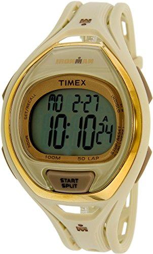 タイメックス 腕時計 メンズ TW5M06100 Timex Men's TW5M06100 Cream Rubber Quartz Sport Watchタイメックス 腕時計 メンズ TW5M06100