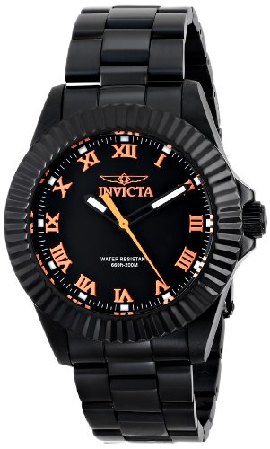 インヴィクタ インビクタ プロダイバー 腕時計 メンズ 16713 【送料無料】Invicta Men's 16713 PRO DIVER/BLACK WIDOW Analog Display Quartz Black Watchインヴィクタ インビクタ プロダイバー 腕時計 メンズ 16713