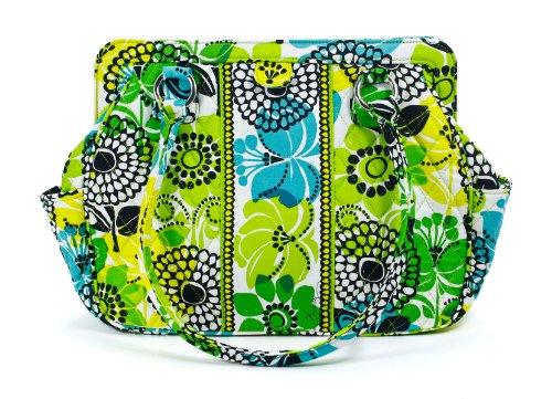 ヴェラブラッドリー ベラブラッドリー アメリカ フロリダ州マイアミ 日本未発売 12299123 【送料無料】Vera Bradley Frame Bag (Lime's Up)ヴェラブラッドリー ベラブラッドリー アメリカ フロリダ州マイアミ 日本未発売 12299123