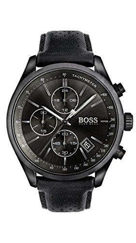 ヒューゴボス 高級腕時計 メンズ 1513474 【送料無料】Boss GRAND PRIX 1513474 Mens Chronograph Classic Designヒューゴボス 高級腕時計 メンズ 1513474