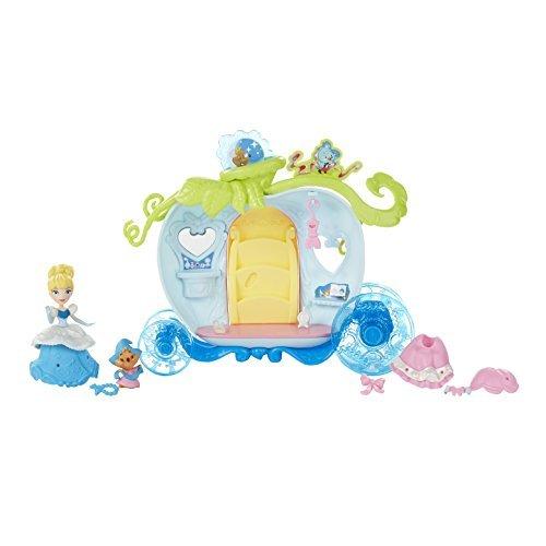 シンデレラ ディズニープリンセス Disney Princess Little Kingdom Cinderella's Doll Bobbidi Carriage by Disney Princessシンデレラ ディズニープリンセス