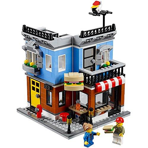 レゴ クリエイター 6135622 LEGO Creator Corner Deli 31050レゴ クリエイター 6135622