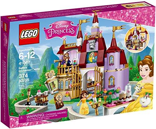 レゴ ディズニープリンセス 6135782 LEGO l Disney Princess Belle's Enchanted Castle 41067 Disney Princess Toyレゴ ディズニープリンセス 6135782