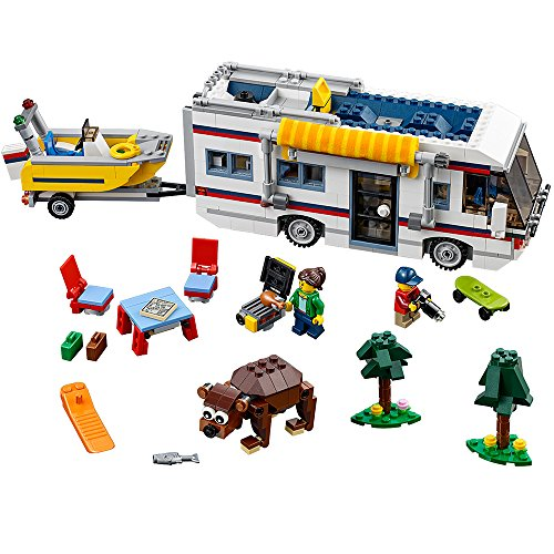 レゴ クリエイター 6135617 LEGO Creator Vacation Getaways 31052 Children's Toyレゴ クリエイター 6135617
