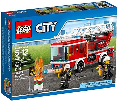 レゴ シティ 6135826 LEGO City Fire Ladder Truck 60107レゴ シティ 6135826