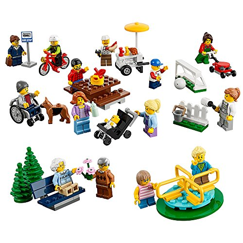 レゴ シティ 6137214 【送料無料】LEGO City Town Fun in the Park - City People Pack 60134 Building Toyレゴ シティ 6137214