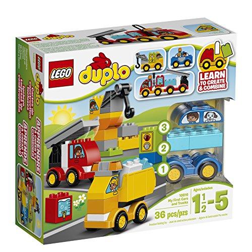 レゴ デュプロ 6137257 LEGO DUPLO My First Cars and Trucks 10816 Toy for 1.5-5 Year-Oldsレゴ デュプロ 6137257