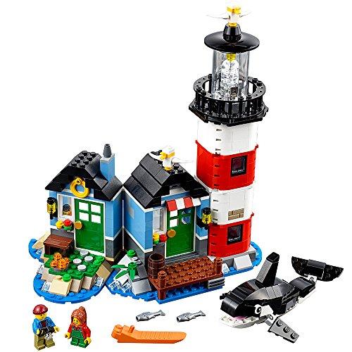 レゴ クリエイター 6135620 LEGO Creator Lighthouse Point 31051 Building Toyレゴ クリエイター 6135620, 北海道美味厳選 2210e898