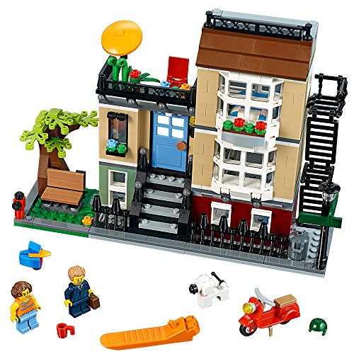 レゴ クリエイター 6175259 LEGO Creator Park Street Townhouse 31065 Building Toyレゴ クリエイター 6175259