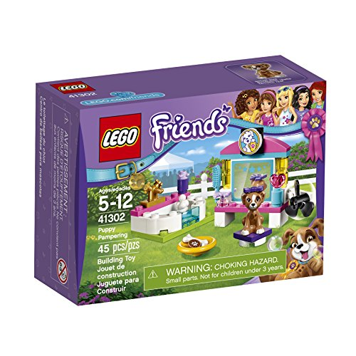 レゴ フレンズ 6174619 LEGO Friends Puppy Pampering 41302 Building Kitレゴ フレンズ 6174619