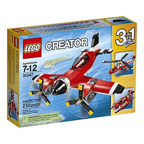 レゴ クリエイター 6135637 LEGO Creator Propeller Plane 31047 Building Toy, Vehicle Setレゴ クリエイター 6135637