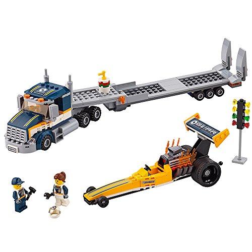 レゴ シティ 6174559 LEGO City Great Vehicles Dragster Transporter 60151レゴ シティ 6174559