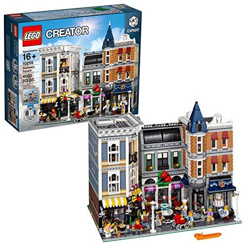 レゴ クリエイター 6174038 【送料無料】LEGO Creator Expert Assembly Square 10255 Building Kit (4002 Pieces)レゴ クリエイター 6174038