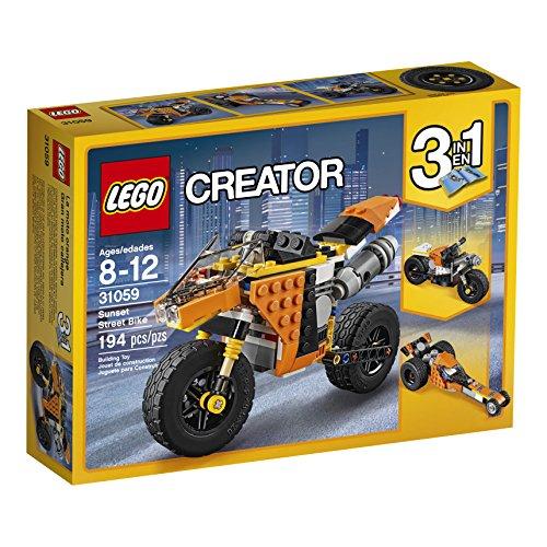 レゴ クリエイター Creator 6175246 LEGO 6175246 Creator Sunset Street レゴ Bike 31059 Building Toyレゴ クリエイター 6175246, 織田幸銅器:d6bd2881 --- harrow-unison.org.uk