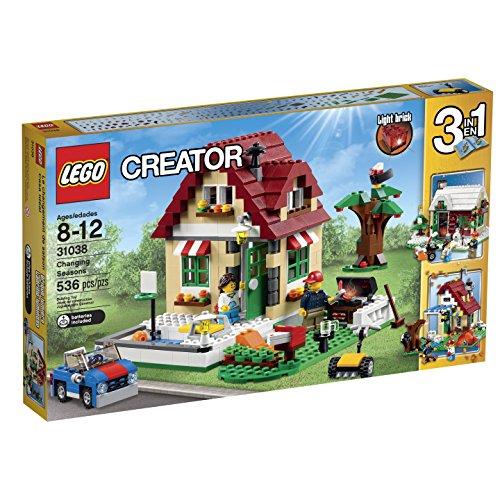 レゴ クリエイター 6099991 LEGO Creator 31038 Changing Seasons Building Kitレゴ クリエイター 6099991