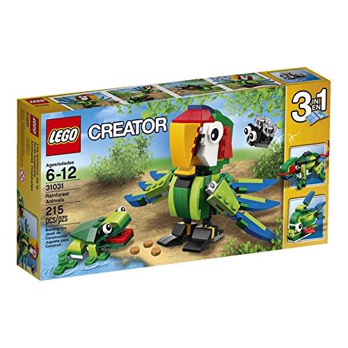 レゴ クリエイター 6099988 【送料無料】LEGO Creator Rainforest Animalsレゴ クリエイター 6099988