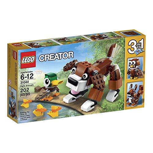 レゴ クリエイター 6135627 LEGO Creator Park Animals 31044レゴ クリエイター 6135627