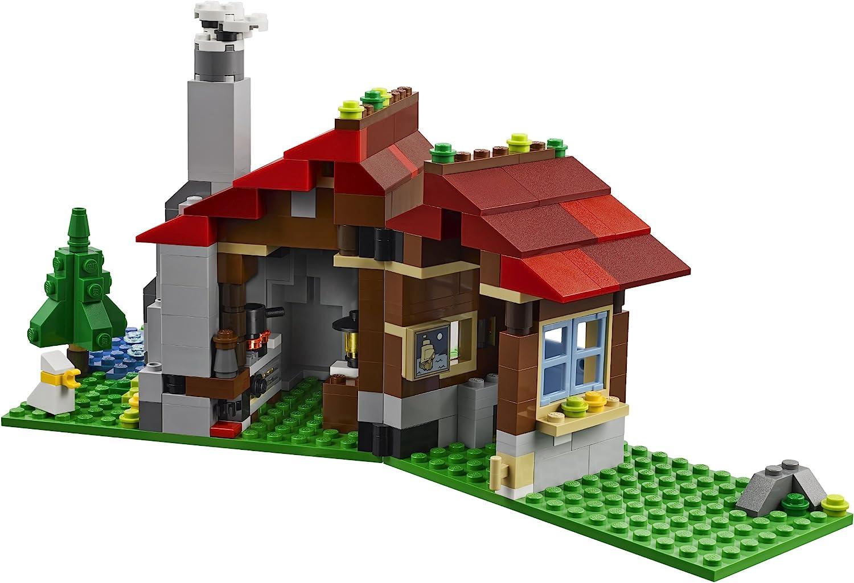 LEGO Creator Mountain Hut 31025