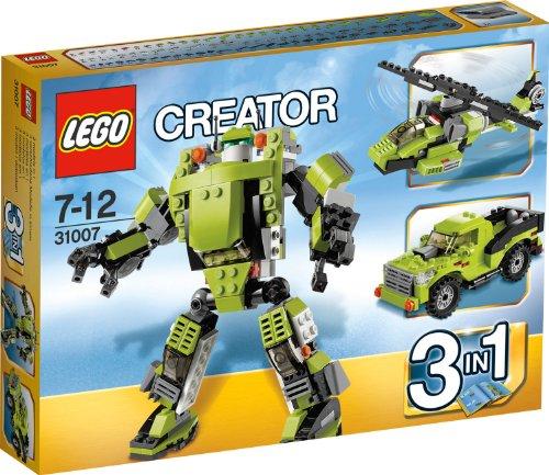 レゴ クリエイター 6024511 LEGO Creator Power Mech 31007レゴ クリエイター 6024511