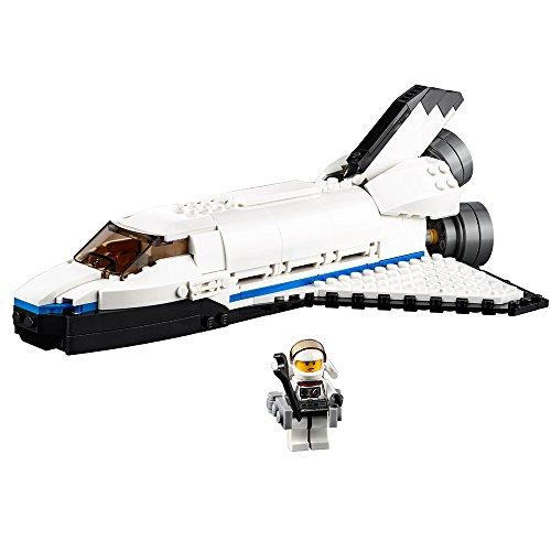 レゴ 6175261 LEGO Creator Space Shuttle Explorer 31066 Building Kit (285 Piece)レゴ 6175261