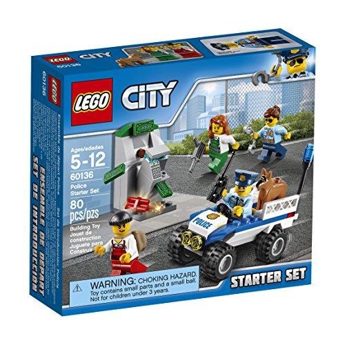 レゴ シティ 6174382 LEGO City Police Police Starter Set 60136 Building Kitレゴ シティ 6174382