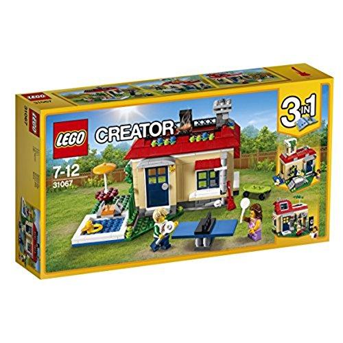 レゴ クリエイター 31067 LEGO Creator - Modular Poolside Holidayレゴ クリエイター 31067