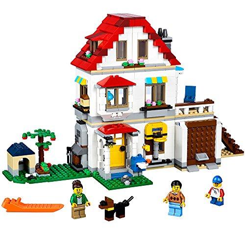 レゴ クリエイター 6175275 LEGO Creator Modular Family Villa 31069 Building Kit (728 Piece)レゴ クリエイター 6175275