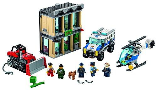 レゴ シティ 60140 LEGO City Police Bulldozer Break-In 60140 Building Kitレゴ シティ 60140