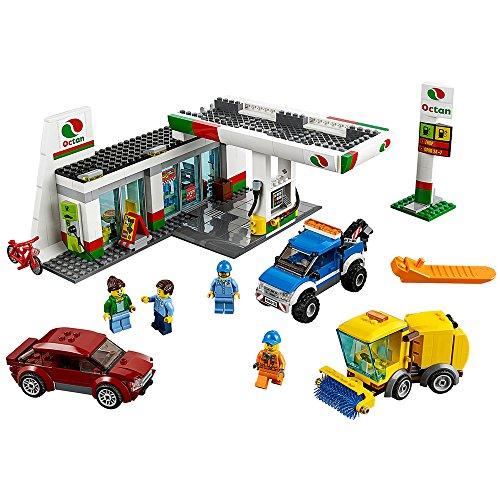 レゴ シティ 60132 LEGO City Town 60132 Service Station Building Kit (515 Piece)レゴ シティ 60132