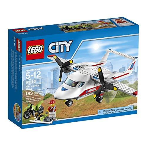 レゴ シティ 6137150 LEGO CITY Ambulance Plane 60116レゴ シティ 6137150