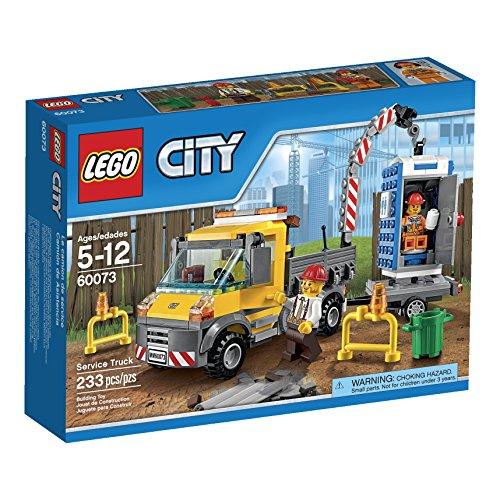 レゴ シティ 6100245 LEGO City Demolition Service Truck (60073)レゴ シティ 6100245