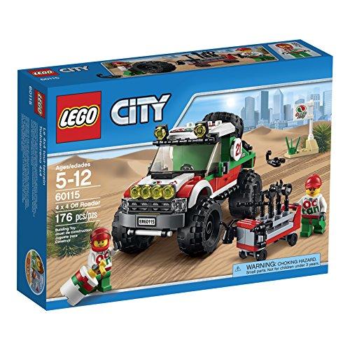 レゴ シティ 6137148 【送料無料】LEGO CITY 4 x 4 Off Roader 60115レゴ シティ 6137148
