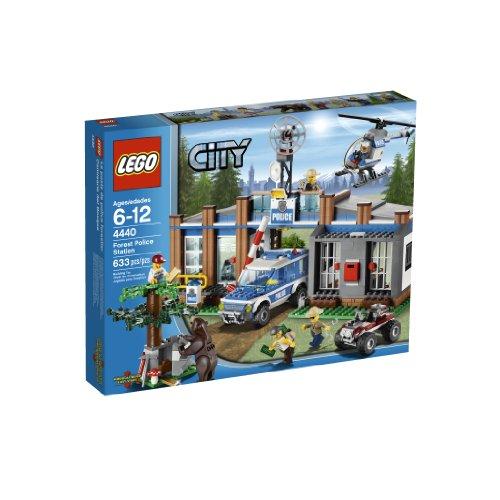 レゴ シティ 4654348 LEGO City Police Forest Station 4440レゴ シティ 4654348