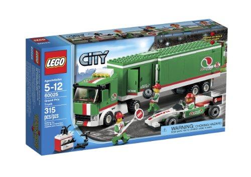 レゴ シティ 6025049 LEGO City 60025 Grand Prix Truck Toy Building Setレゴ シティ 6025049