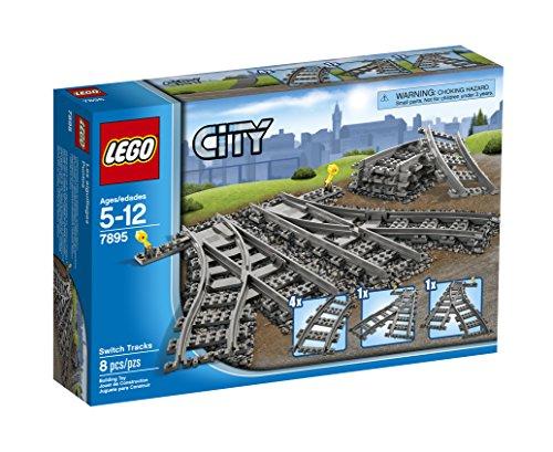 レゴ シティ 6176890 LEGO City Switch Tracks 7895 Train Toy Accessoryレゴ シティ 6176890
